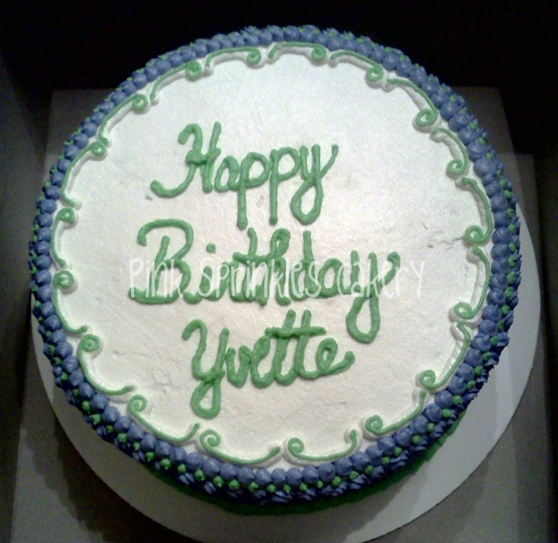 Images Of Birthday Cakes Yvette